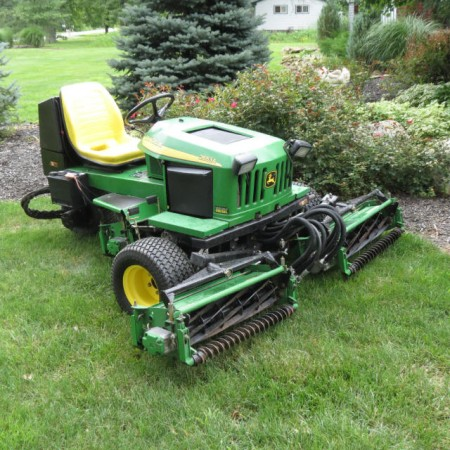 Trim/Slope Mowers