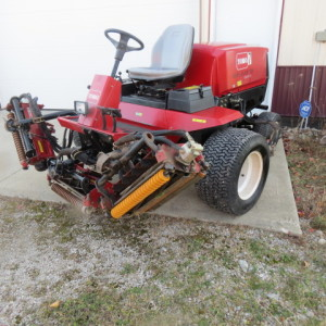 Used Fairway Mowers and More | Used Turf Equipment com